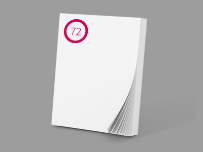 Compo 72 – Imprimeur offset & numérique Sarthe Paris Le Mans bloc liasse